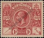 Stamp Bermuda Catalog number: 62