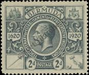 Stamp Bermuda Catalog number: 63