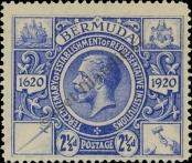 Stamp Bermuda Catalog number: 64