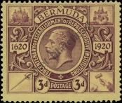 Stamp Bermuda Catalog number: 65