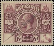 Stamp Bermuda Catalog number: 67