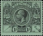 Stamp Bermuda Catalog number: 68