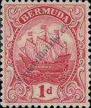 Stamp Bermuda Catalog number: 71