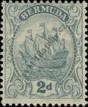 Stamp Bermuda Catalog number: 73