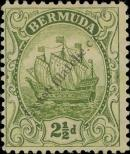 Stamp Bermuda Catalog number: 74