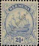 Stamp Bermuda Catalog number: 75