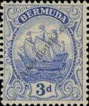 Stamp Bermuda Catalog number: 76