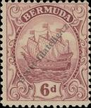 Stamp Bermuda Catalog number: 79