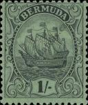 Stamp Bermuda Catalog number: 80
