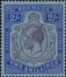 Stamp Bermuda Catalog number: 81