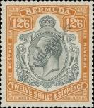 Stamp Bermuda Catalog number: 84