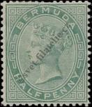 Stamp Bermuda Catalog number: 13