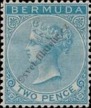 Stamp Bermuda Catalog number: 15