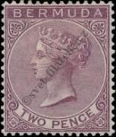 Stamp Bermuda Catalog number: 16