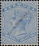 Stamp Bermuda Catalog number: 17