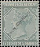 Stamp Bermuda Catalog number: 18