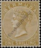 Stamp Bermuda Catalog number: 19