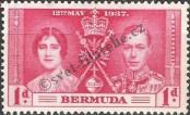Stamp Bermuda Catalog number: 98