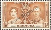 Stamp Bermuda Catalog number: 99