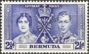 Stamp Bermuda Catalog number: 100