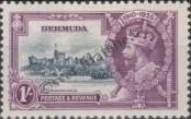 Stamp Bermuda Catalog number: 88