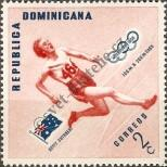 Stamp Dominican republic Catalog number: 586/A