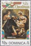 Stamp Dominica Catalog number: 410
