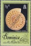 Stamp Dominica Catalog number: 517