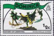 Stamp Dominica Catalog number: 561