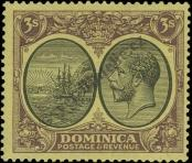 Stamp Dominica Catalog number: 65