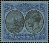 Stamp Dominica Catalog number: 81