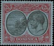 Stamp Dominica Catalog number: 82