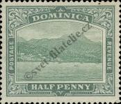 Stamp Dominica Catalog number: 41
