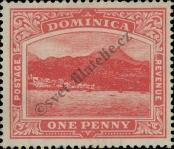 Stamp Dominica Catalog number: 42