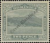 Stamp Dominica Catalog number: 43