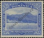 Stamp Dominica Catalog number: 44