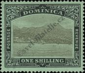Stamp Dominica Catalog number: 47