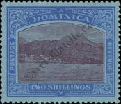 Stamp Dominica Catalog number: 48