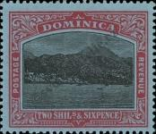Stamp Dominica Catalog number: 49