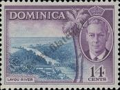 Stamp Dominica Catalog number: 127