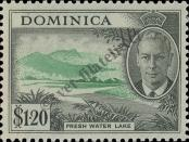 Stamp Dominica Catalog number: 131