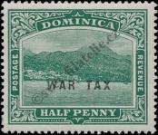 Stamp Dominica Catalog number: 52