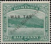 Stamp Dominica Catalog number: 53