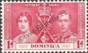 Stamp Dominica Catalog number: 90
