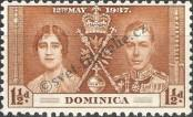 Stamp Dominica Catalog number: 91