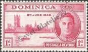 Stamp Dominica Catalog number: 108
