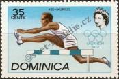 Stamp Dominica Catalog number: 342