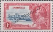 Stamp Dominica Catalog number: 86