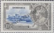 Stamp Dominica Catalog number: 87