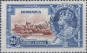 Stamp Dominica Catalog number: 88